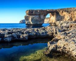 Azure Window – Gozo