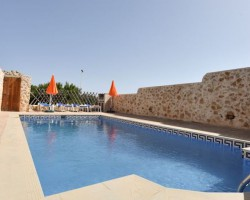 Private Pool at Gizimina Farmhouse, Xaghra – Gozo