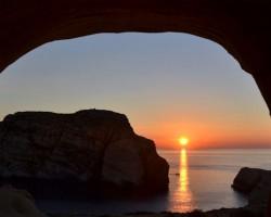 Fungus Rock, Dwejra – Gozo
